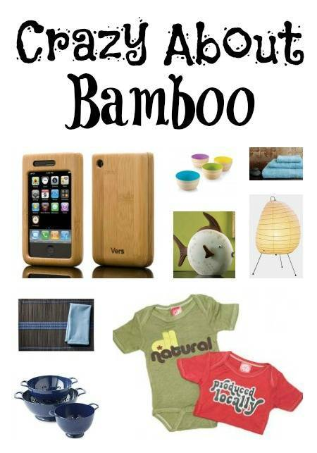 Crazy About Bamboo | The Mindful Shopper