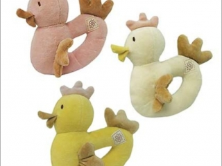 Adorable Chicken Rattle
