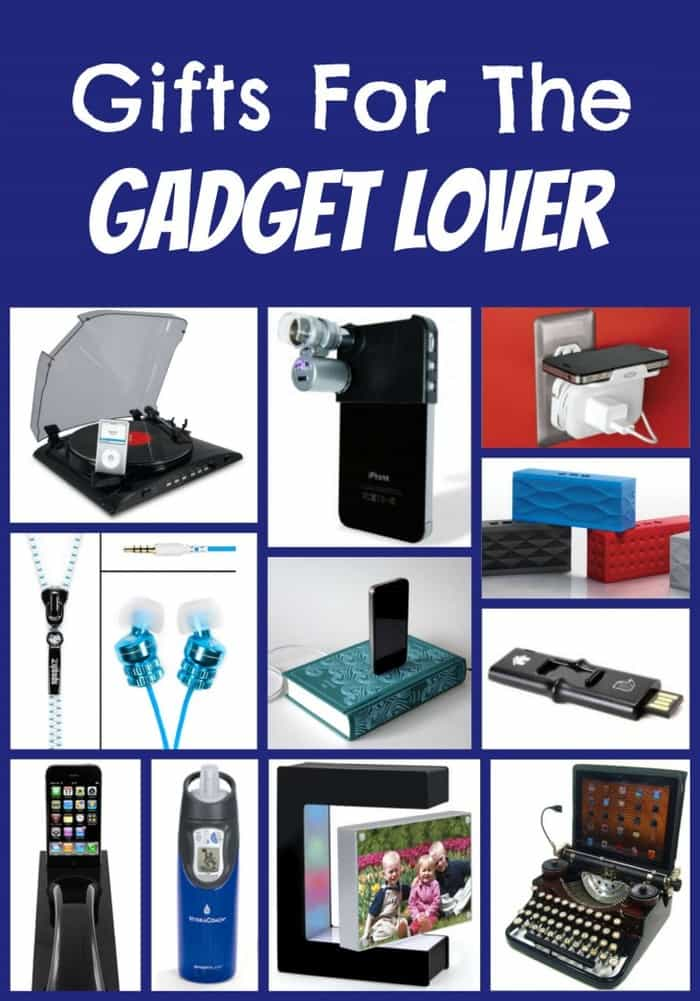 Gifts For Gadget Lovers | The Mindful Shopper