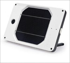 JOOS Orange Portable Solar Power