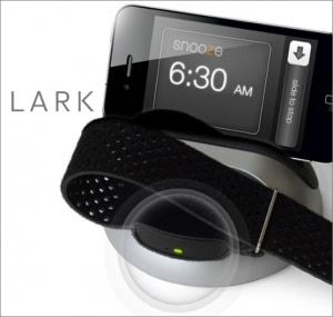 LARK wristband sleep system