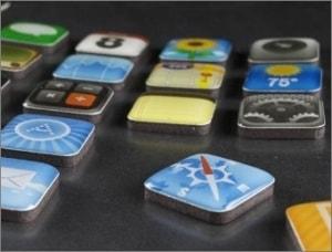 App Magnet Set