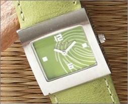Fingerprint Watch