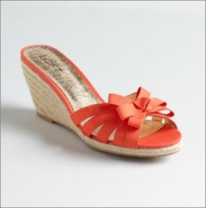 Laura Slide Wedge Espadrilles