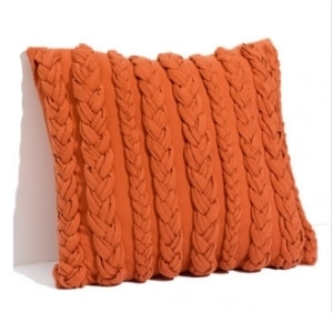 Nordstrom at Home Braid Decorative Pillow