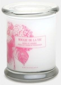 Archipelago Botanicals 'Bougie de la Vie' Breast Cancer Awareness Candle