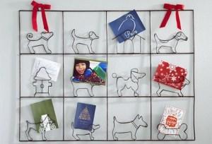 Canine Card Holder