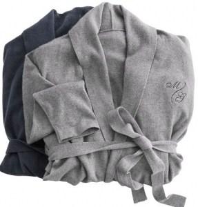 Classic Cashmere Robe