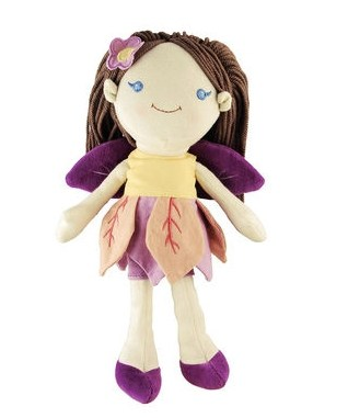 Good Earth Fairy Doll