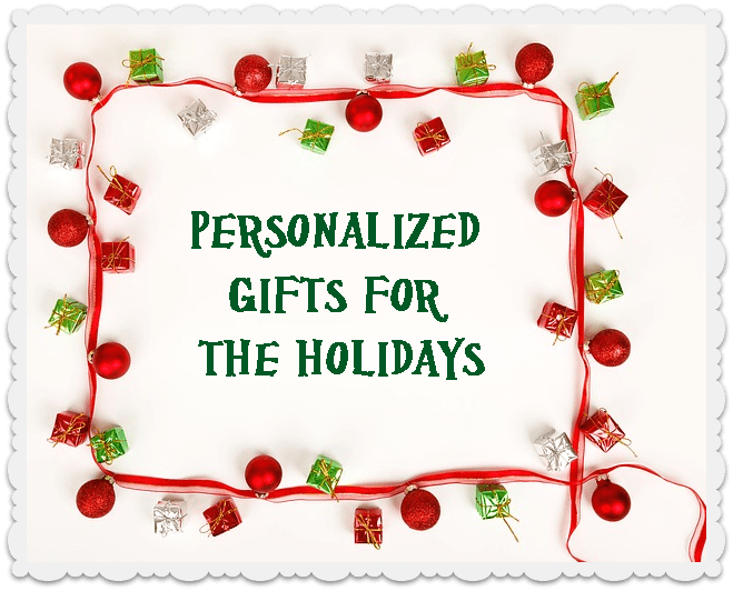 Personalized Gifts with Frame