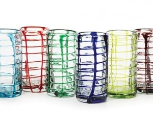 Woven Glasses
