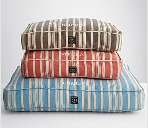 harry barker hemp stripe bed