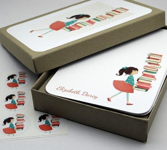 Personalized Stationery Set