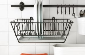 IKEA Kitchen Organize System | The Mindful Shopper
