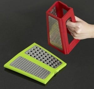 Fold Flat Grater | The Mindful Shopper