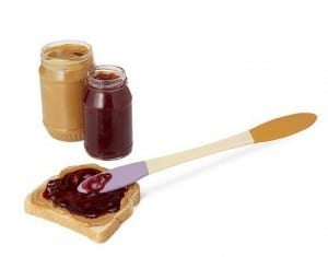 Peanut Butter and Jelly Spreader | The Mindful Shopper