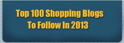 top 100 shopping blogs