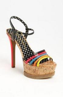 Jessica Simpson Skye Sandal | Dazzling Shoes | The Mindful Shopper