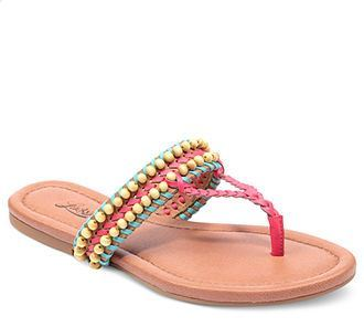 Lucky Brand Dollis Sandals | Dazzling Shoes | The Mindful Shopper