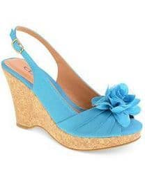 Laundry Shoe Ilena3 Platform Wedge Sandals | Dazzling Shoes | The Mindful Shopper