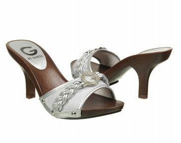 GUESS Bentla | Dazzling Shoes | The Mindful Shopper