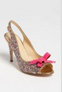 Kate Spade Claudia Pump | Dazzling Shoes | The Mindful Shopper