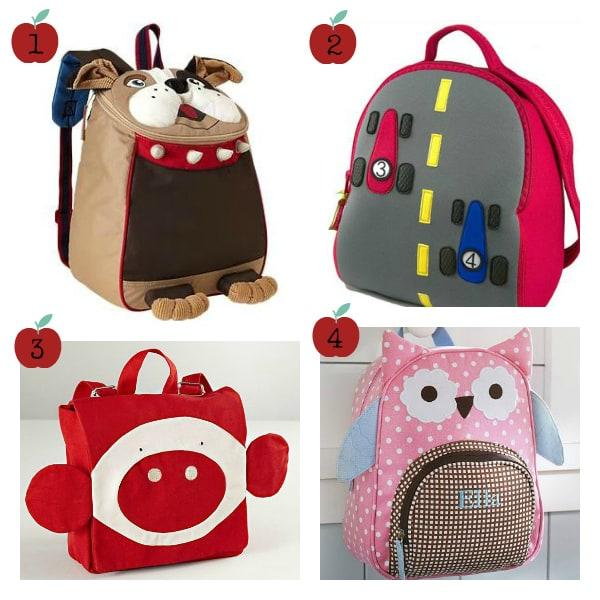 Backpacks For Little Ones | The Mindful Shopper