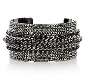 Ria Chain Cuff | Fashionable Fall Pieces | The Mindful Shopper