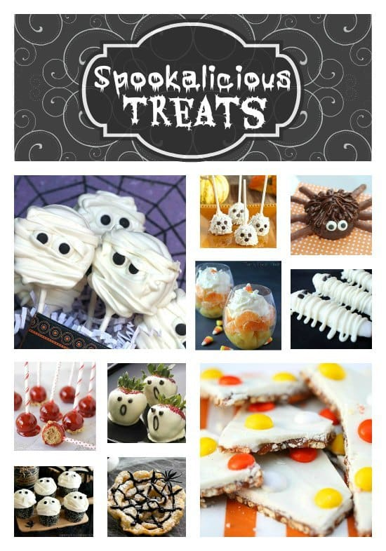 Spookalicious Halloween Treats | Its A Mindful Life