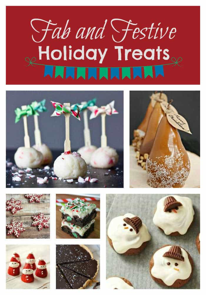 Festive Holiday Treats | The Mindful Lifestyle