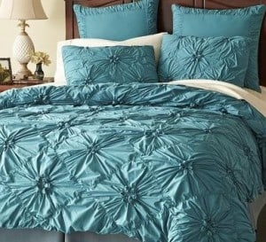 Savannah Bedding | Vibrant Fall Colors | The Mindful Shopper