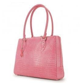 Komen Milano Tote | Products That Give Back For Breast Cancer Awareness | The Mindful Shopper