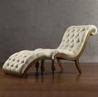 Bellagio Tufted Chaise