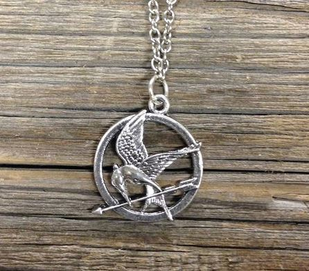 Hunger Games Mockingjay Necklace | The Mindful Shopper