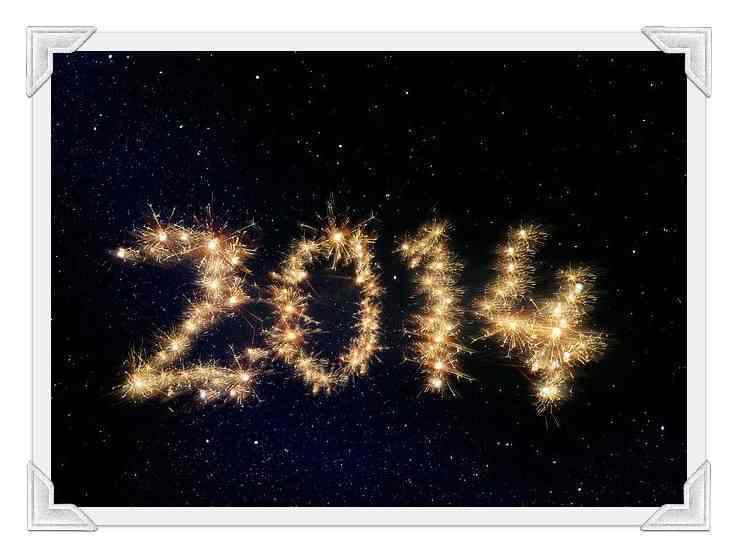 Happy 2014 |The Mindful Shopper
