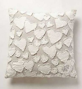 Heart Collector Pillow | The Mindful Shopper | Valentine's Day Picks