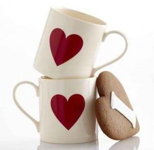Heart Mug | The Mindful Shopper | Valentine's Day Picks