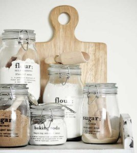 Clamp-Lid Jars with Custom Labels | Top Pins and Posts | The Mindful Shopper