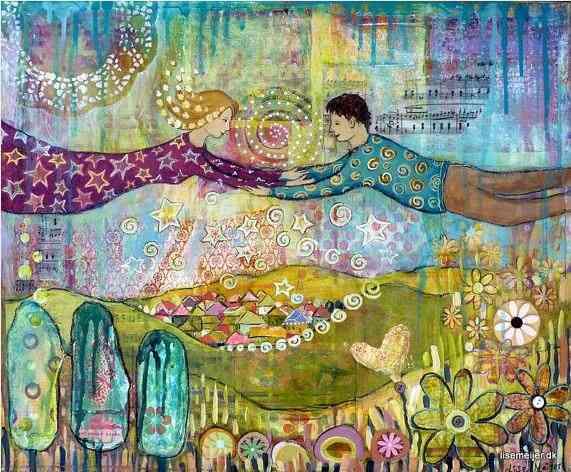 Match Made In Heaven by Artist Lise Meijer