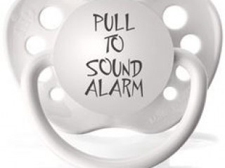 Pull To Sound Alarm |The Mindful Shopper