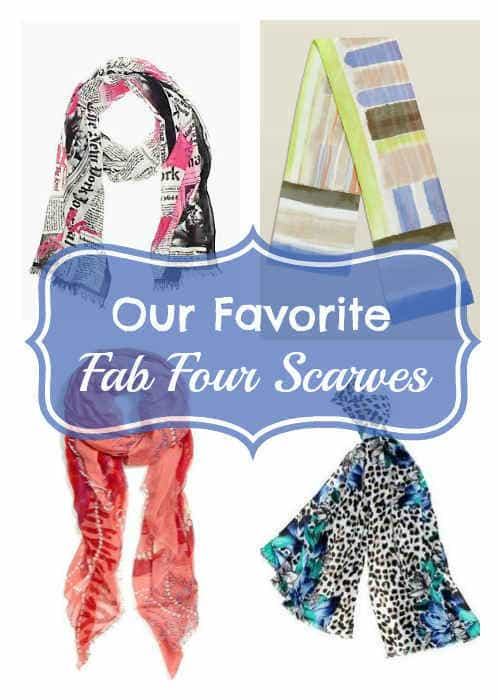 Favorite Scarves | The Mindful Shopper