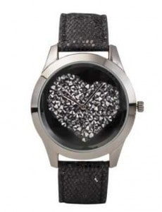Woven Heart and Stones Watch | The Mindful Shopper | Valentine's Day Picks