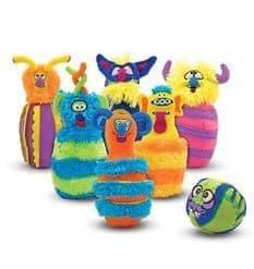 Monster Bowling Set