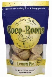 Coco-Roons | Favorite Gluten-Free and Dairy-Free Snacks | The Mindful Shopper