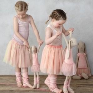 Maileg Ballerina Bunny | Darling Easter Basket Ideas