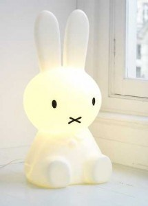 Miffy Lamp | Easter Basket Gift Ideas | The Mindful Shopper