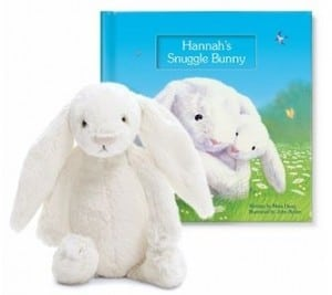 My Snuggle Bunny Gift Set | Darling Easter Basket Ideas | The Mindful Shopper