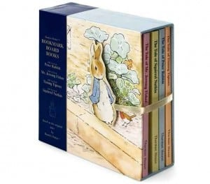 Peter Rabbit Book Set | Darling Easter Basket Ideas | The Mindful Shopper