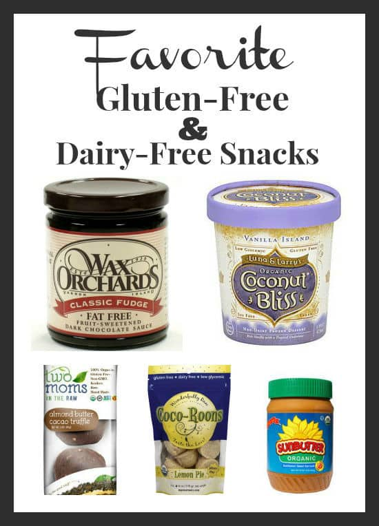 Favorite Gluten-Free and Dairy-Free Snacks | The Mindful Shopper
