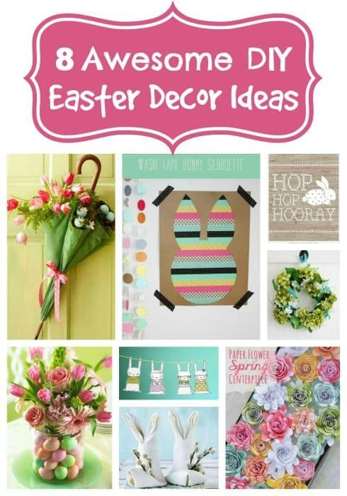 Awesome Easter Decor Ideas | The Mindful Shopper